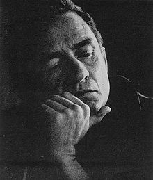 Johnny Cash by Joel Baldwin for LOOK Magazine, April 29, 1969